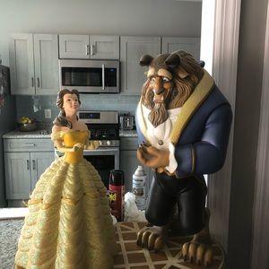 Beauty and the beast figure